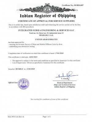 Indian Register of Shipping
