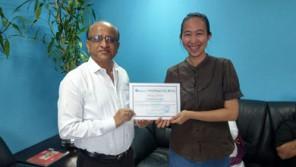 Achievement Award - ISEAS