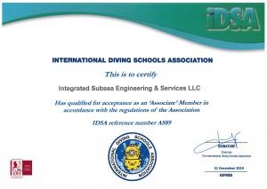 International Diving Schools Association